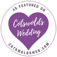 logo cotswolds wedding