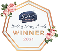 logo the wedding emporium